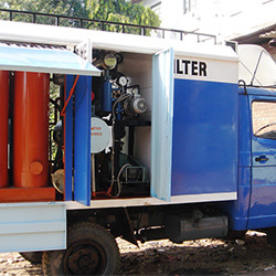 Transformer/Insulating Oil Reclamation Plant
