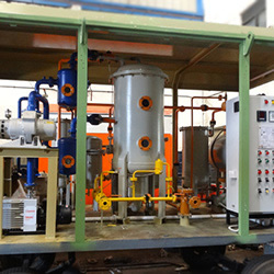 Transformer Oil Filtration/Purification Plant